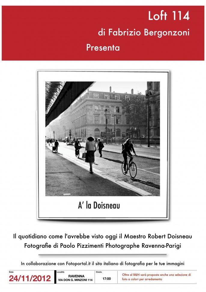 Ravenna 24-11-12 : À la Doiesneau