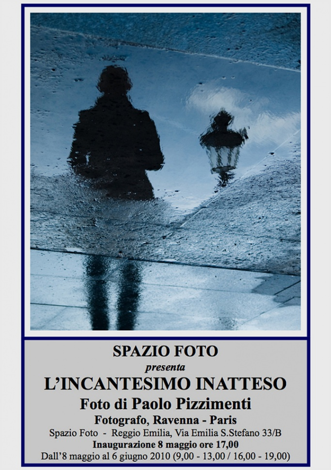Expo Reggio Emilia - L'incantesimo inatteso