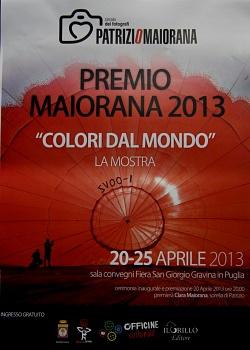 """Collettiva Fotografica """"Colori dal Mondo"""""""
