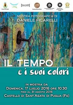 """Personale """"IL TEMPO e i suoi colori"""" - Ric. FIAF S-26/2016"""