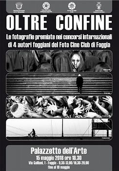 """Collettiva """"Oltre Confine"""" Ric.FIAF S17/2018"""