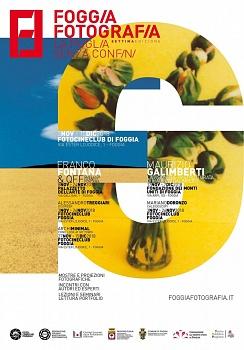 """Collettiva """"Foggia Fotografia-la Puglia senza confini"""" VII ediz. Ric.FIAF S33/2018"""