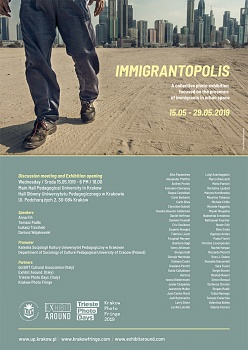 Collettiva: IMMIGRANTOPOLIS