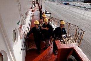 Welfare : Gli uomini, le navi ed il mare