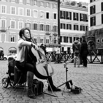 Roma : La Grande bellezza