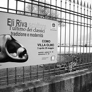 Eli Riva a Villa Olmo