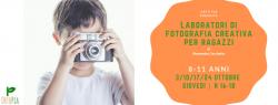 Laboratori fotografici per bambini e ragazzi