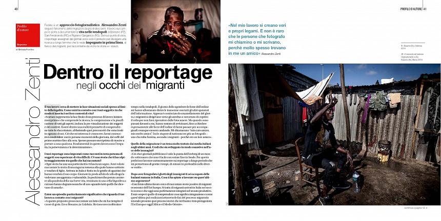 Il Fotografo, storie, talenti e immagini