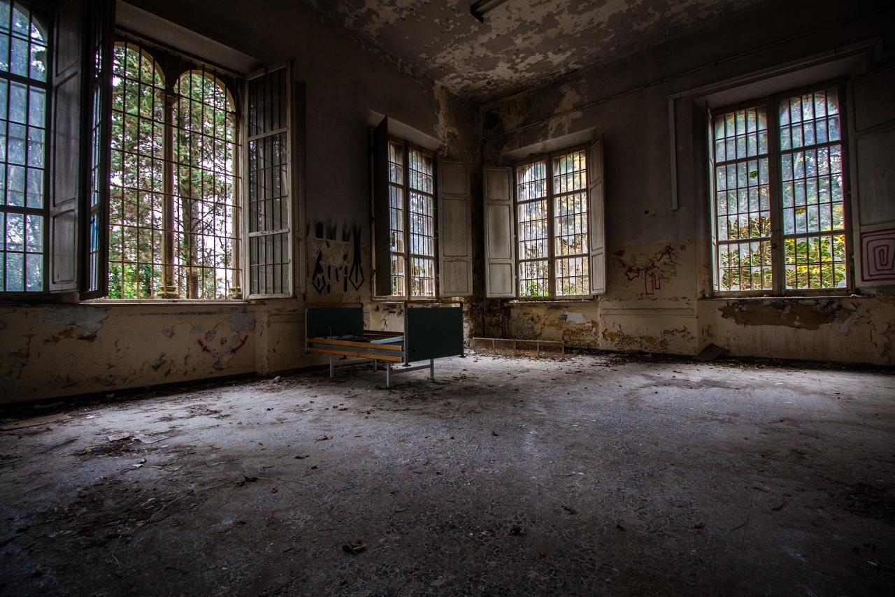 Ex ospedale psichiatrico di Volterra - 2016