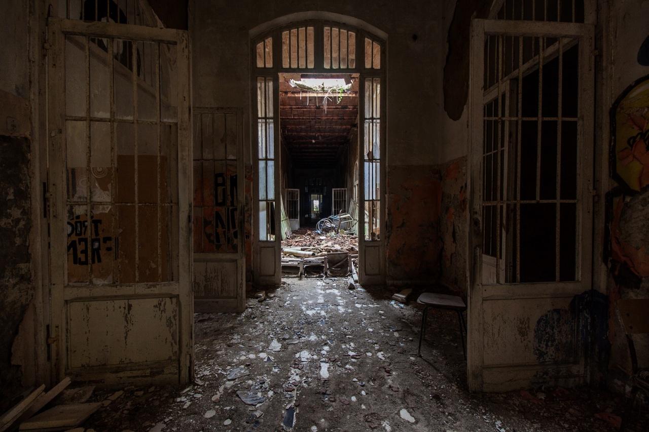 Ex ospedale psichiatrico di Volterra - 2015