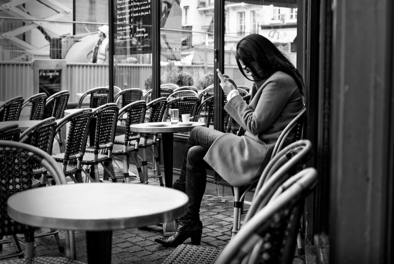 Au café du Père tranquille