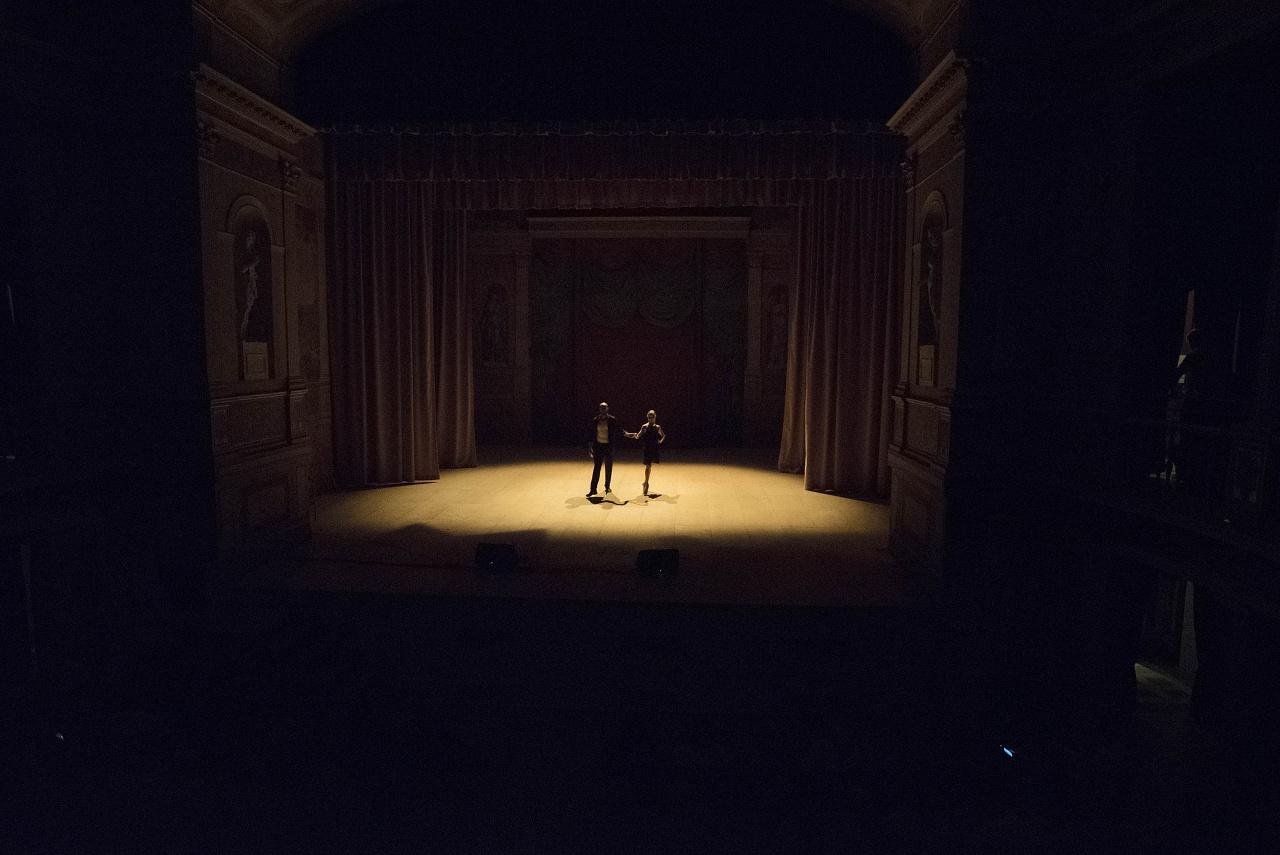 Teatro di Villa qualcosa