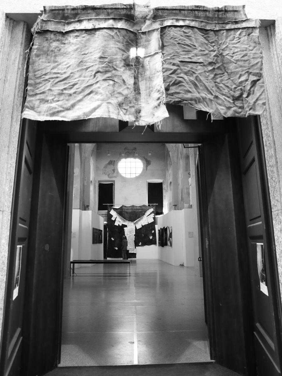 """""""Crucifixum"""" di Marco Vido"""