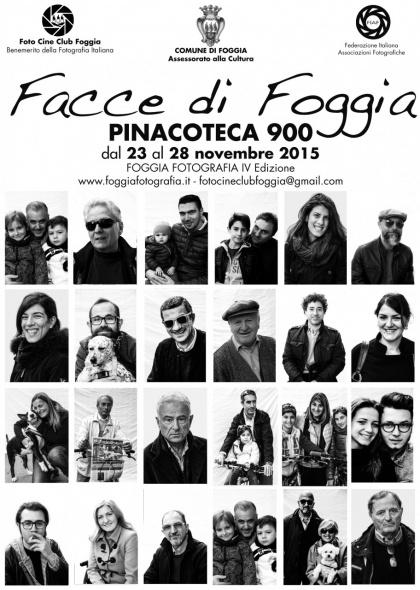 """Collettiva fotografica """"Facce di Foggia"""""""